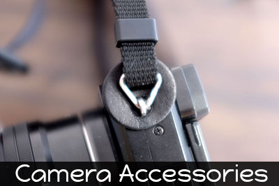 Leather Camera Accessories