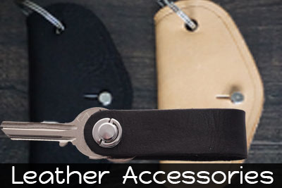 Quality leather accessories